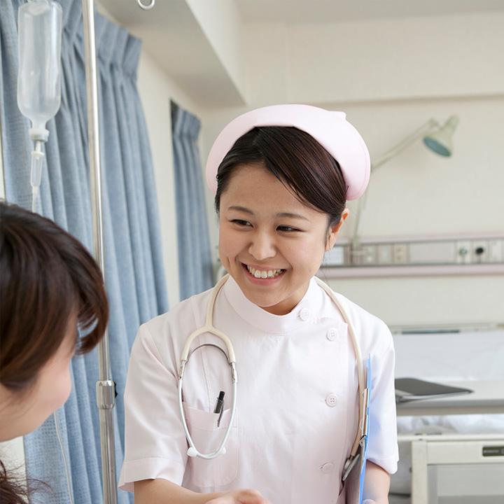 憧れを持たれるような看護師になりたい!