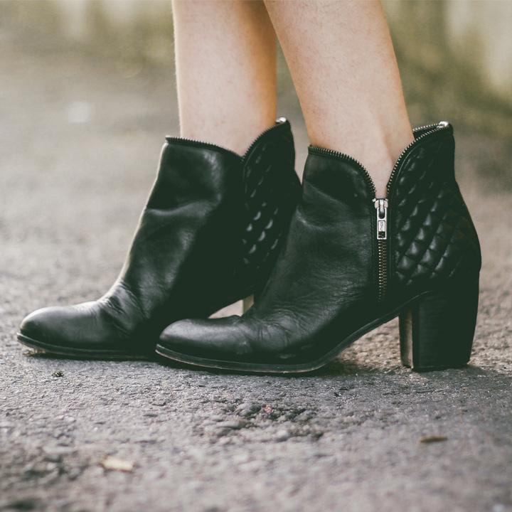 靴を見ると身だしなみへの意識の高さがわかる